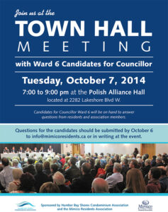 Town Hall Meeting 2014